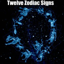 Astrology Zodiac Sign